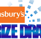 Sainsbury's Prize Draw Celebrates Five Years