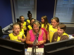 3rd Brighton Brownies & Christine 1 13.6.15