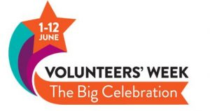 National Volunteers Week 2016