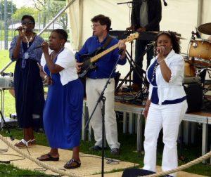 Echo Tamla Soul Band