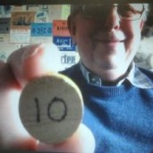 10 is the Lucky Number - again!  Sainsbury's Draw 19 February 2017