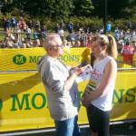 Great North Run back on HRB this month