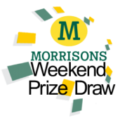 Morrisons Prize Draw Winner 17 February 2019